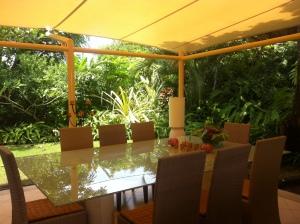 Dining Room di Rumah Utama