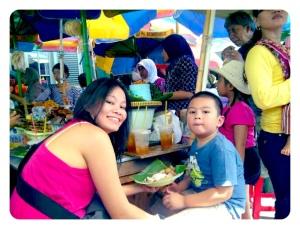 Nasi Pecel Pasar Beringharjo rocks!