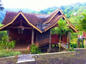 Villa di Kampung Toga
