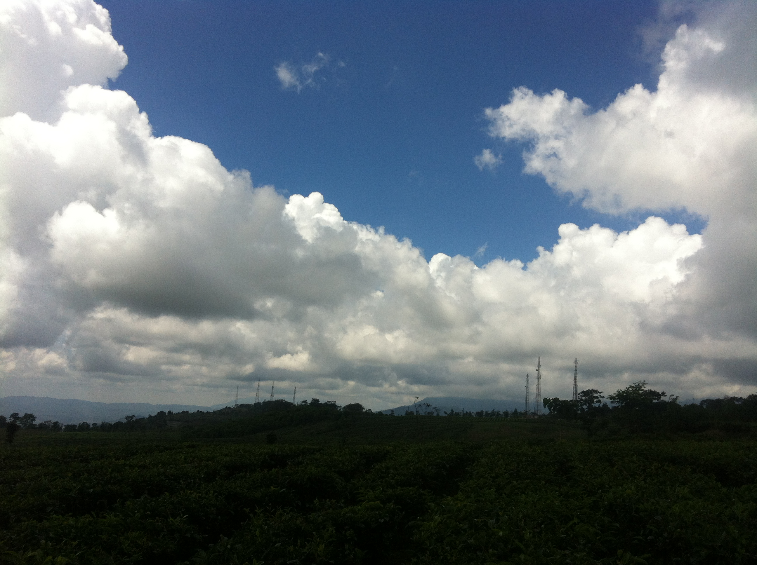 Memek Tembem Dan langit hari itu cantik