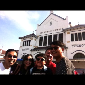 Invading Cirebon